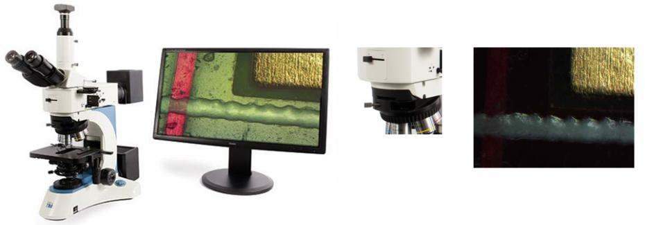 Vision Engineering mikroskopi za metalografiju
