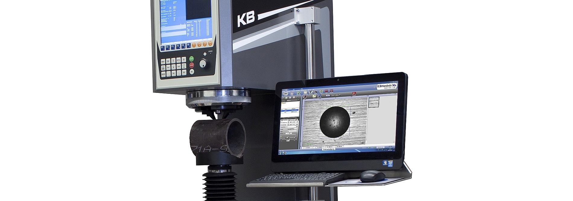KB Prüftechnik GmbH uređaji za mjerenje tvrdoće