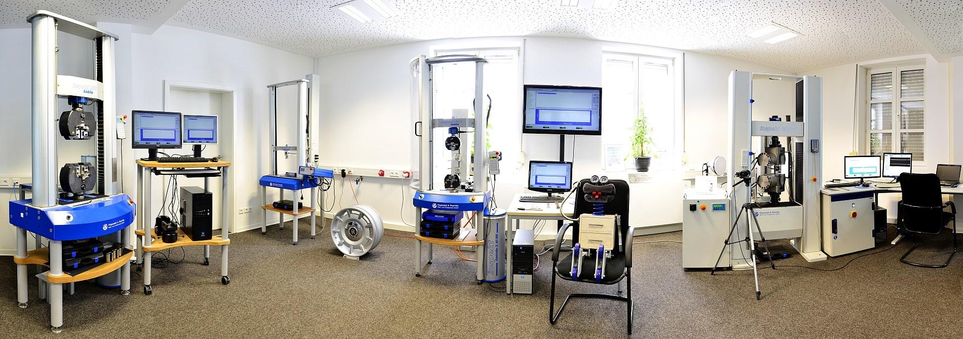 Hegewald & Peschke Meß- und Prüftechnik GmbH univerzalne kidalice za ispitivanje mehaničkih svojstava