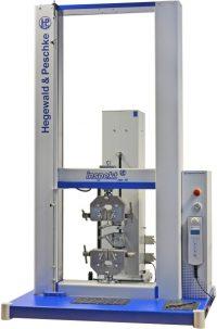 Inspekt duo 10 kN sa long distance ekstenzometrom MFX200 i vijčanim hvataljkama s paralelnim zatvaranjem